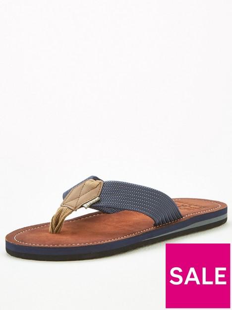 barbour-toeman-beach-sandals-navy