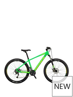 Riddick RD300 GENTS 18X650B 24 SPD GREEN
