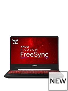 Asus FX505DY-BQ009T AMD Ryzen 5 8GB RAM 256GB SSD 15.6in Full HD AMD RX560X Graphics Gaming Laptop - Black