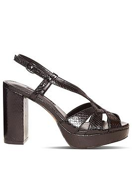 dorothy-perkins-dorothy-perkins-snake-platform-heeled-sandals-black