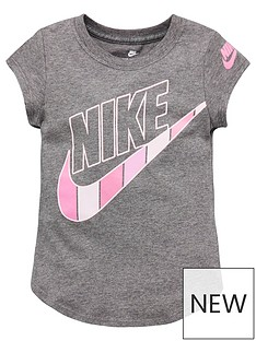 nike-sportswear-younger-girls-retro-stripe-logo-scoop-t-shirt-grey-heather