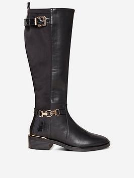 dorothy-perkins-dorothy-perkins-black-kikkila-knee-high-boots-black