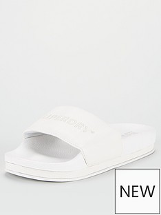 superdry-arizona-high-build-flatform-slides-white