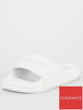 superdry-arizona-high-build-flatform-slides-white
