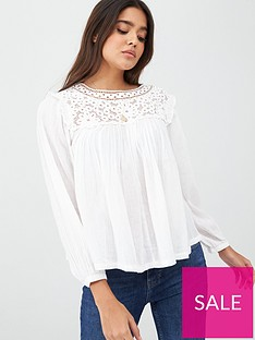 superdry-ellison-lace-long-sleeve-top-white