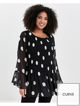 evans-pleat-spot-top-blacknbsp