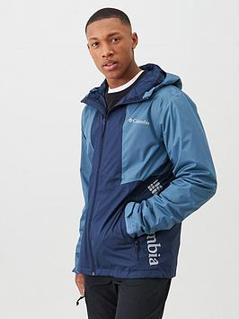 columbia-inner-limits-jacket-navy