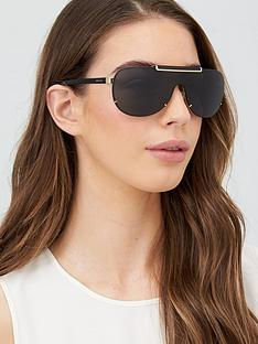 versace-aviator-sunglasses-gold