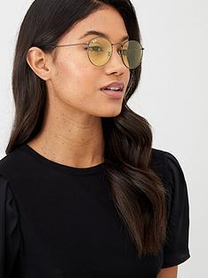 ray-ban-round-metal-sunglasses-gunmetal