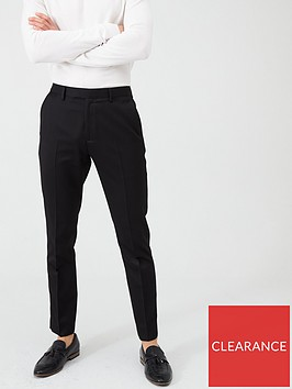 river-island-black-skinny-fit-tux-suit-trousers