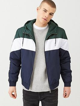 river-island-green-blocked-maison-riviera-hooded-jacket