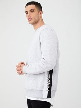 river-island-grey-undefined-embroidered-tape-sweatshirt