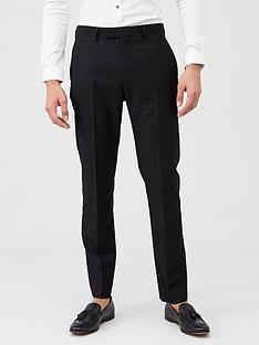 river-island-black-slim-fit-suit-trousers