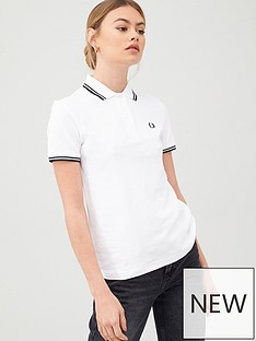 fred-perry-twin-tipped-polo-shirt-white