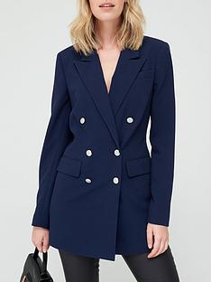 v-by-very-longline-military-blazer-navy
