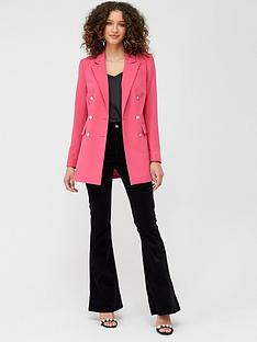 v-by-very-longline-military-blazer-fuchsia