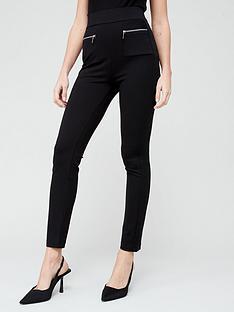 v-by-very-ponte-tall-skinny-trousers--nbspblack