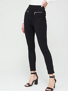 v-by-very-valuenbspponte-tall-skinny-trousers--nbspblack