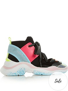 sophia-webster-rocket-trainers-black