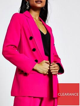 ri-petite-double-breasted-blazer-pink