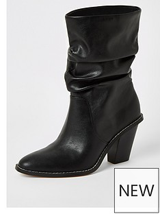 river-island-slouch-western-boot-black
