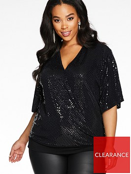 quiz-curve-sequin-wrap-over-top-black