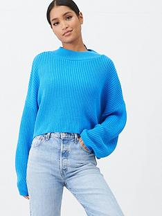 in-the-style-in-the-style-x-laura-jade-balloon-sleeved-jumper-blue