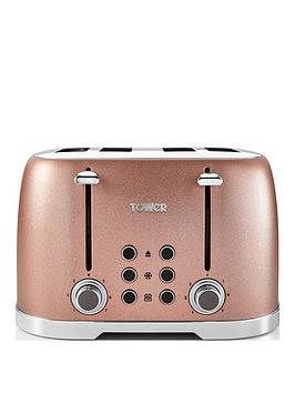 tower-1600w-4-slice-toaster-blush-pink