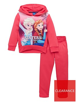 disney-frozen-girls-2-piece-sisters-hoodie-and-joggers-set-pink