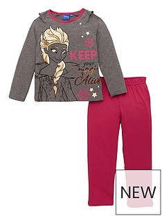 disney-frozen-girls-elsa-keep-your-magic-alive-pyjamas-multi