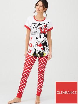disney-minnie-pyjamas-print