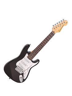 encore-encore-34-size-electric-guitar-outfit-gloss-black