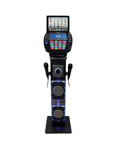 easy-karaoke-easy-karaoke-bluetooth-system-with-speaker-pedestal