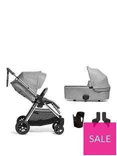 mamas-papas-flip-xt3-4-piece-bundle-pushchair-carrycot-adaptors-cupholder