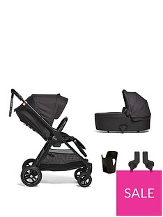 mamas-papas-flip-xt3-4-piece-bundle-pushchair-carrycot-adaptors-cupholder