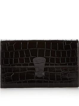 aspinal-of-london-patent-croc-classic-travel-wallet-black