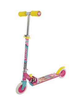 Barbie In Line Scooter