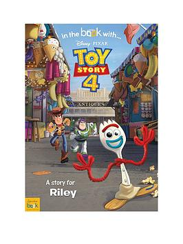 signature-gifts-personalised-toy-story-4-book