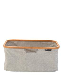 Brabantia 40 Litre Foldable Laundry Basket