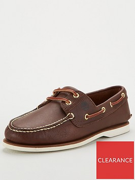 timberland-classic-leather-boat-shoes-brown