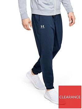 under-armour-sportstyle-tricot-jogger-navynbsp