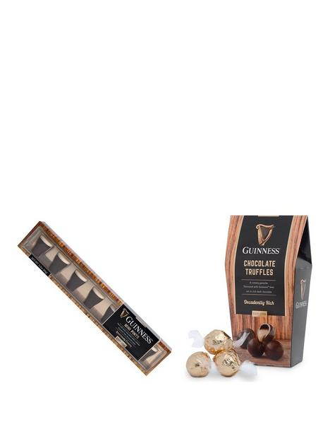 guinness-milk-and-white-chocolate-mini-pints-and-twist-wrapped-dark-truffles-in-carton