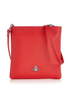 vivienne-westwood-victoria-square-cross-body-bag-red