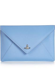 vivienne-westwood-victoria-envelope-clutch-bag-blue