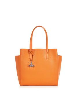 vivienne-westwood-rachel-large-shopper-bag-orange
