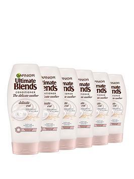 garnier-garnier-ultimate-blends-oat-milk-sensitive-scalp-conditioner-360ml-pack-of-6