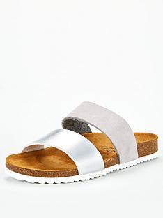 office-oslo-flat-sandal-light-grey