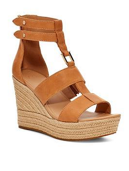 ugg-kolfax-wedge-sandal-almondnbsp