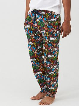marvel-comics-lounge-pants-multi-coloured