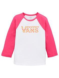 vans-check-my-shine-girls-raglan-top-whitepink